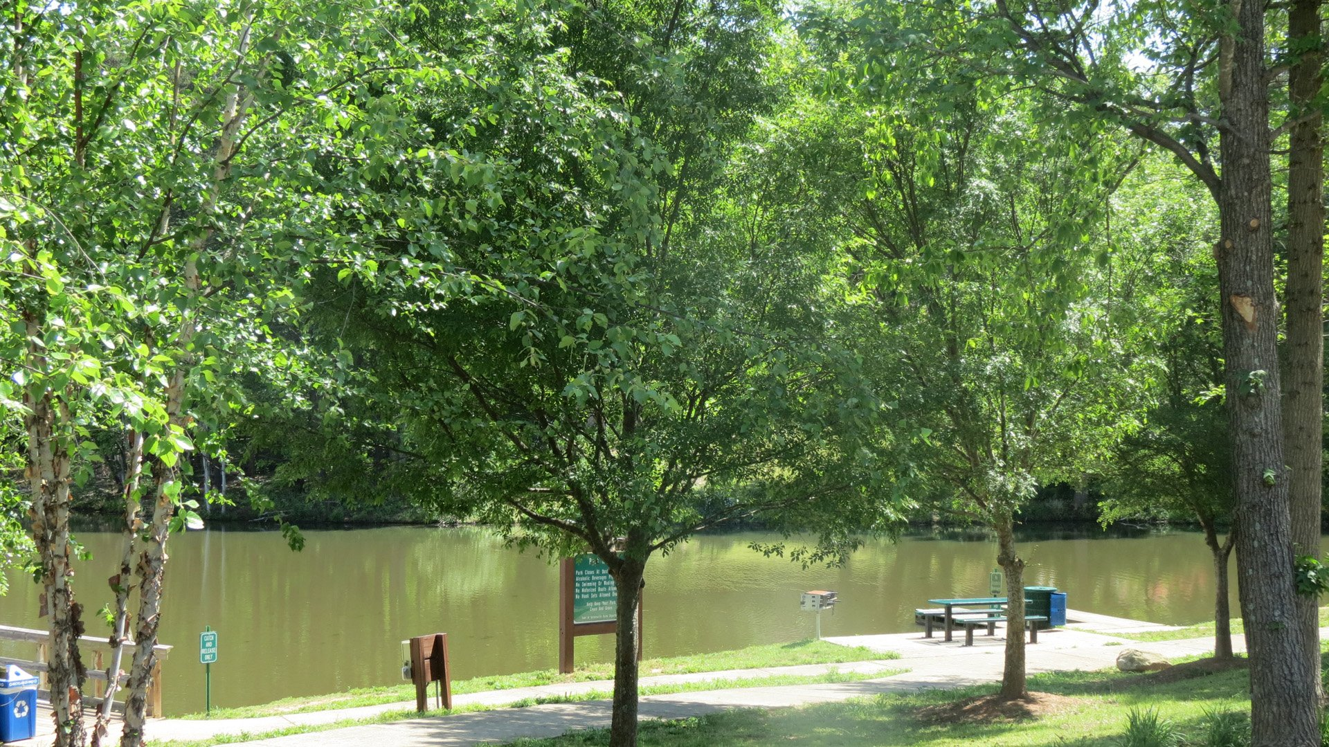Picture of Century Lake Park