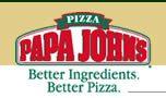Logo of Papa John's