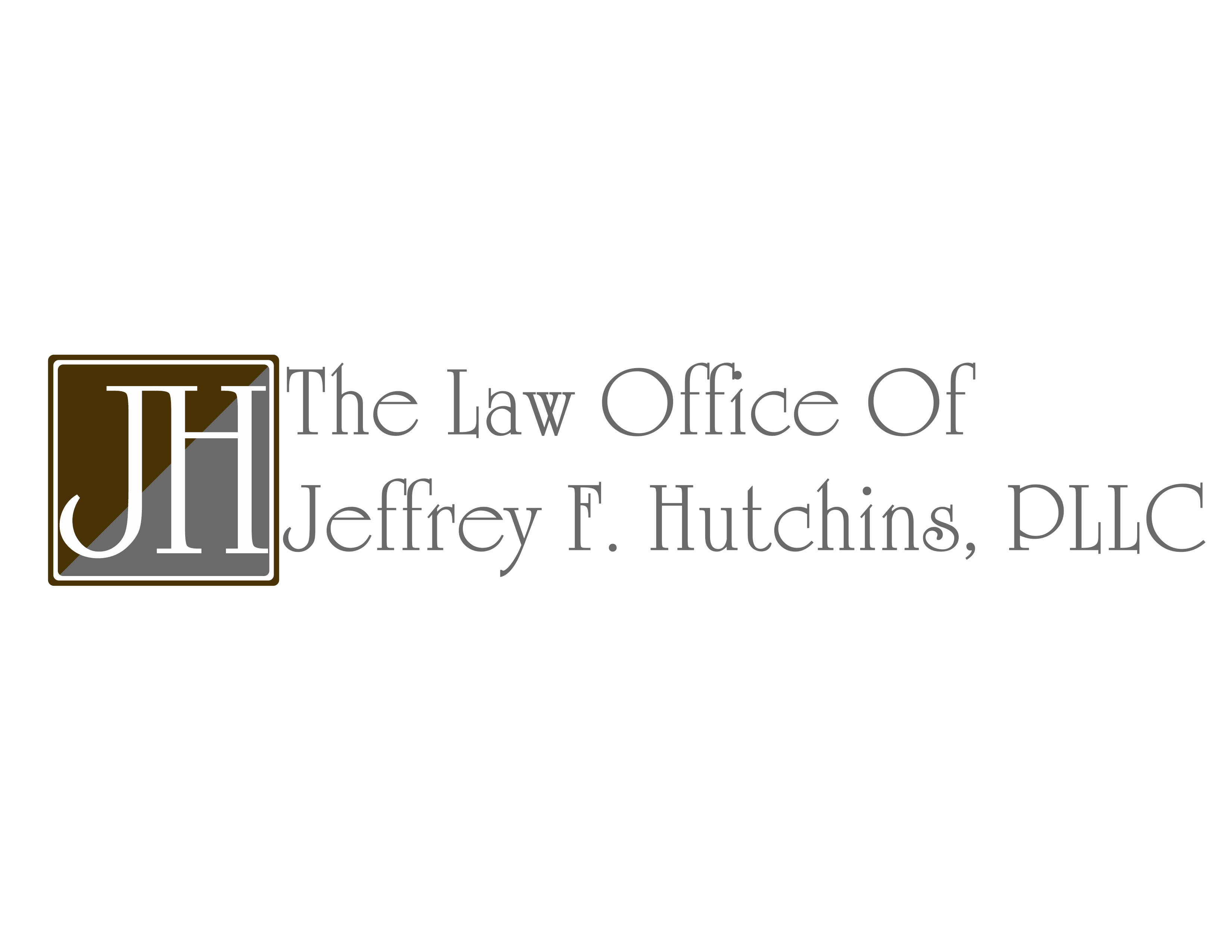 Logo of The Law Office of Jeffrey F. Hutchins